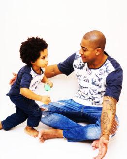 Birds tal pai e tal filho 262x328 - Camiseta Tal Pai Tal Filho Estilosa