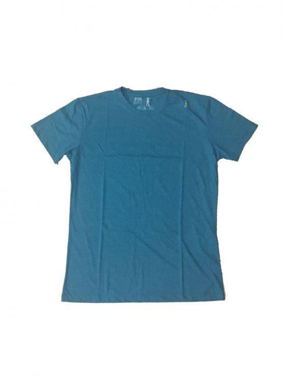 Basica Azul Àgua Homem 555x740 - Camiseta Básica Azul