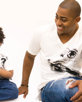 Camiseta IntranscendenteTal Pai Tal Filho Modelos 262x328 - Camiseta Tal Pai Tal Filho Estampada