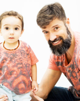 Multidão tal pai e tal filho 262x328 - Camiseta Tal Pai Tal Filho Multidão
