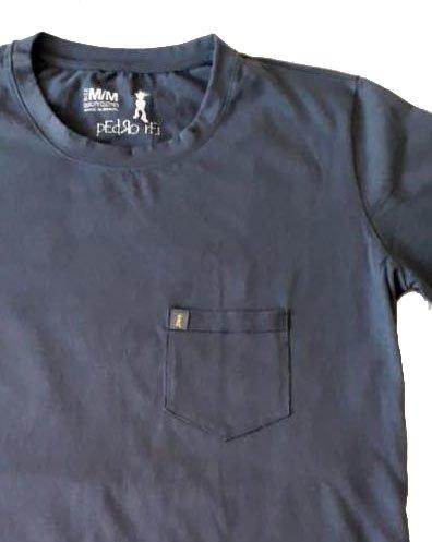 Camiseta Grafite Bolso Pai e Filho 02 - Camiseta Grafite Bolso Pai e Filho