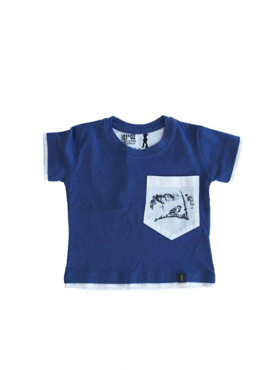 Camiseta pai e filho HomenZiNhO 555x740 - Camiseta Pai e Filho Azul