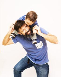 Free Bird tal pai e tal filho 262x328 - Camiseta Pai e Filho Azul