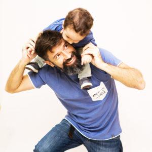 Free Bird tal pai e tal filho 300x300 - Camiseta Pai e Filho Azul