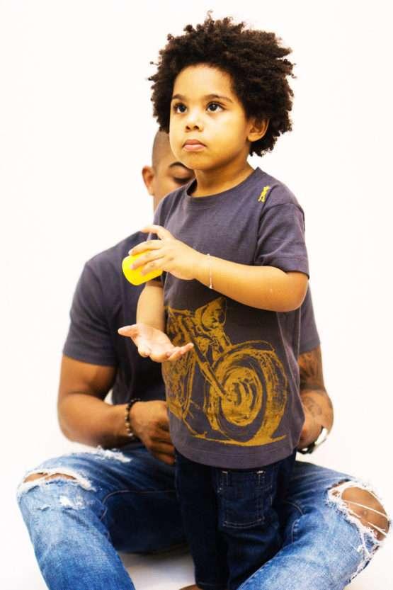 Moto tal pai e tal filho 02 555x833 - Camisa Harley Davidson Pai e Filho