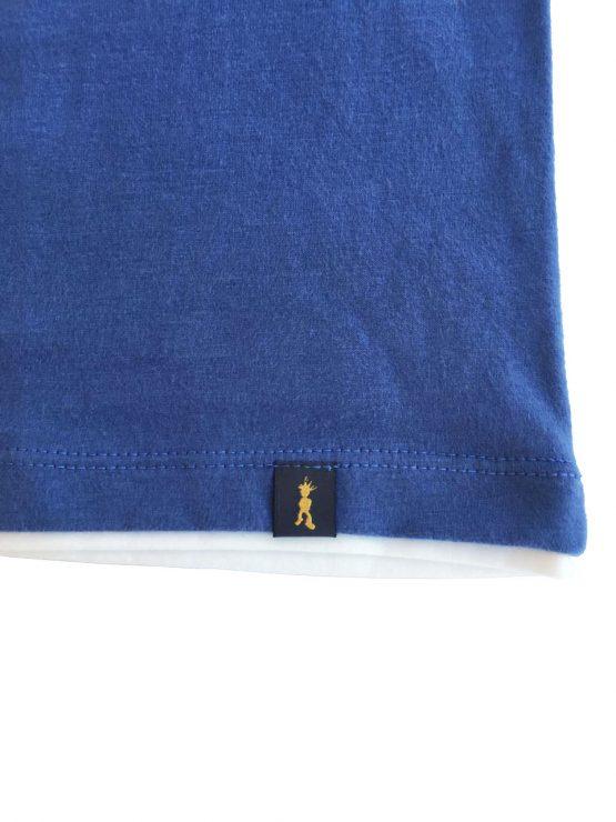 Patch Camiseta Free Bird 555x740 - Camiseta Pai e Filho Azul
